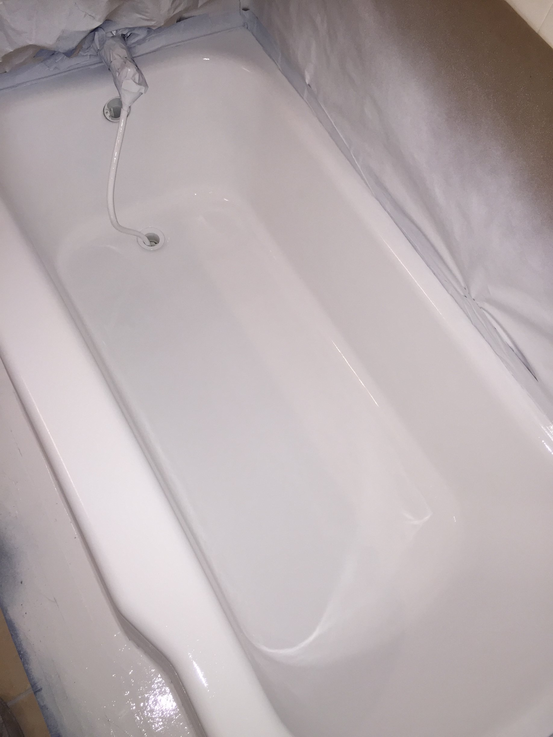 Ouch! Bathtub Resurfacing Gone Bad: Exposing Shady Business Inside ...