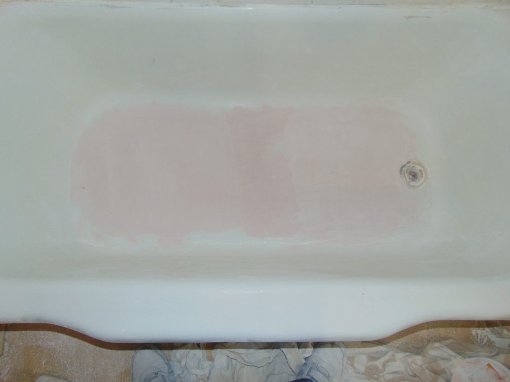 damaged-tub-bottom-filled-tricities-tn
