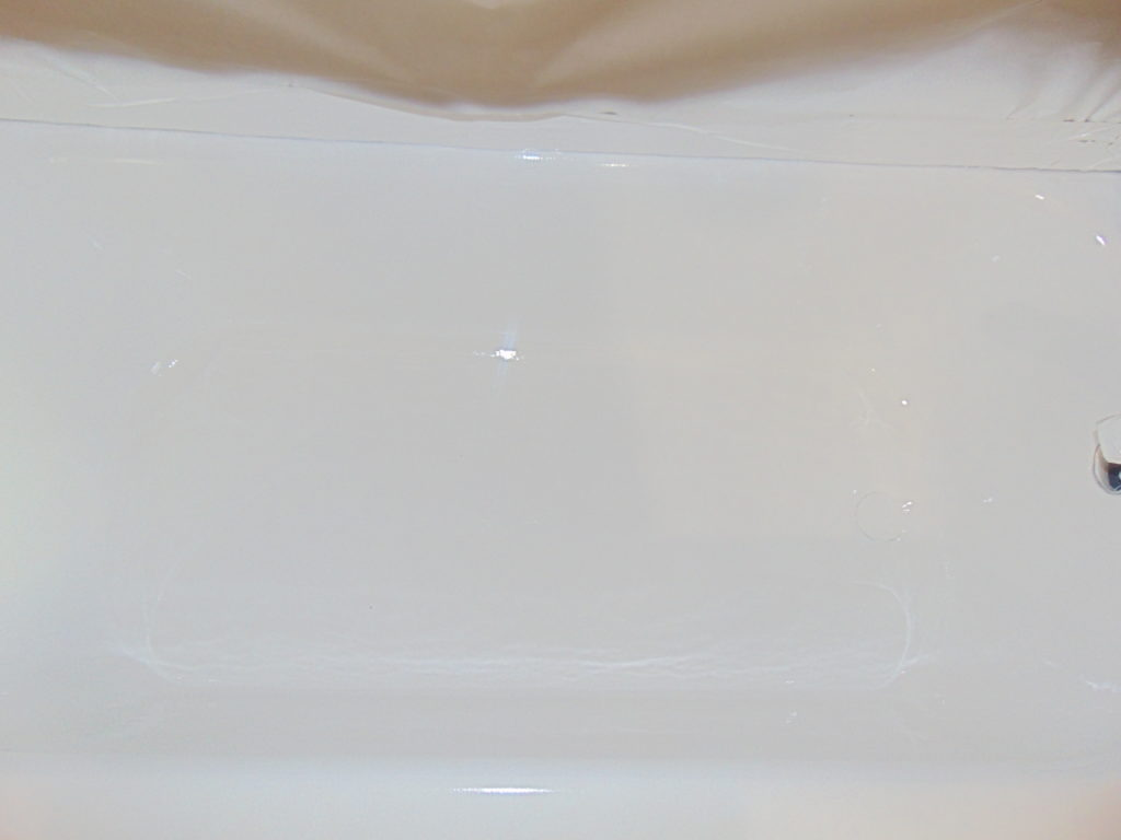 damaged-tub-bottom-repair-refinishing-tricities-tn