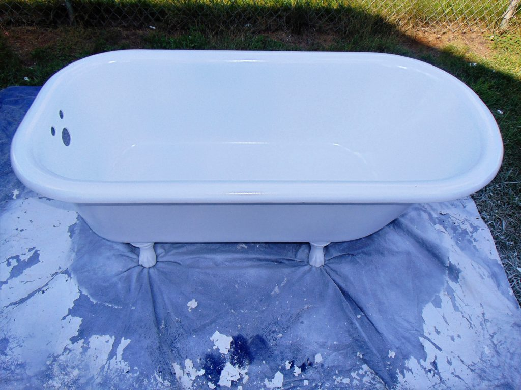 clawfoot-bathtub-refinishing-tricities-tn